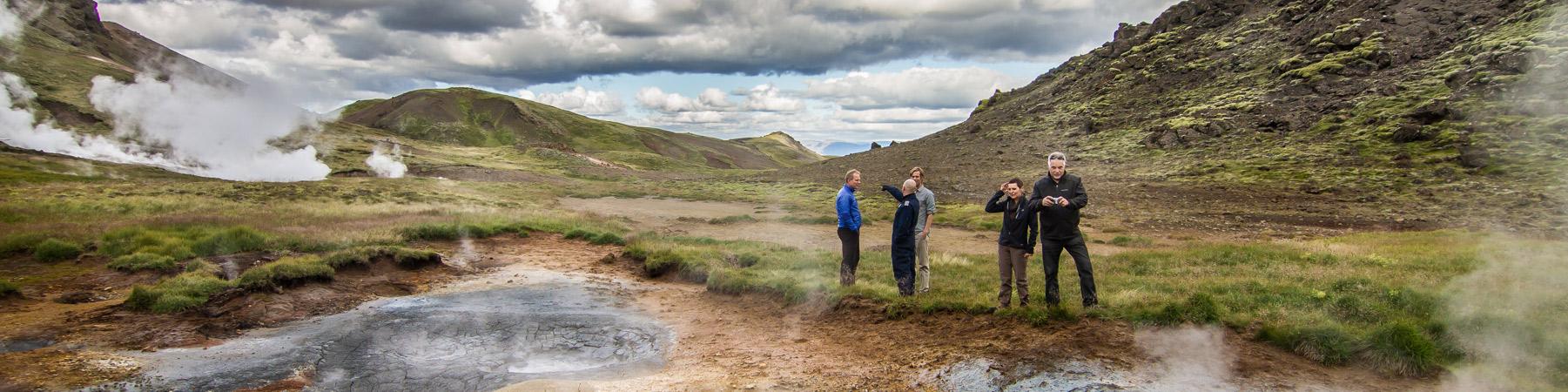 Vandretur Island Bestil Aktiviteter Her På Siden