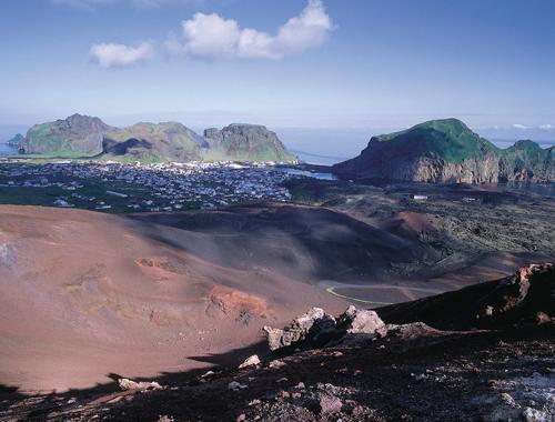 Vulkaner Island og gletsjer Island - Unik Natur og oplevelser